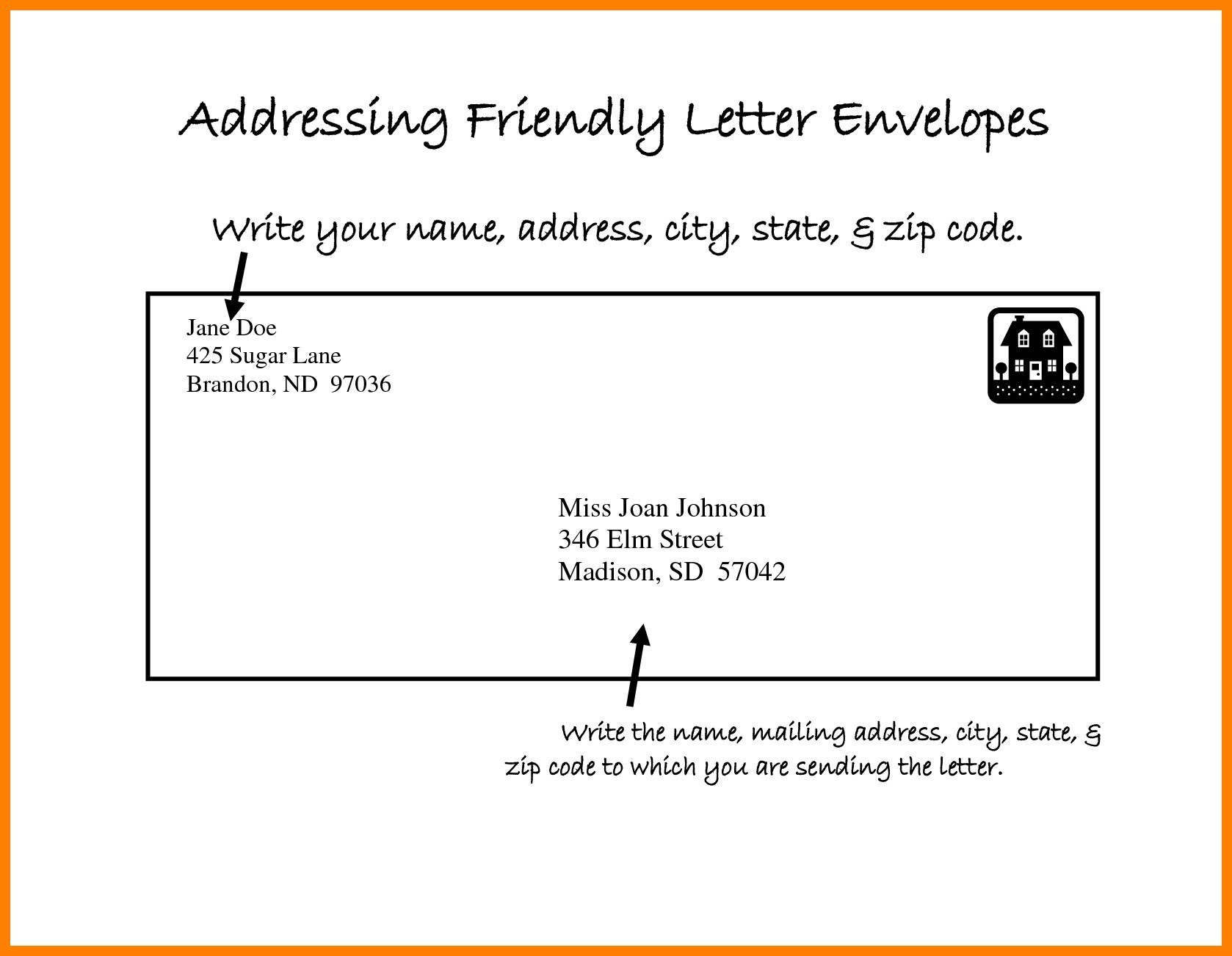 Address in letter format Business Proposal Templated Business