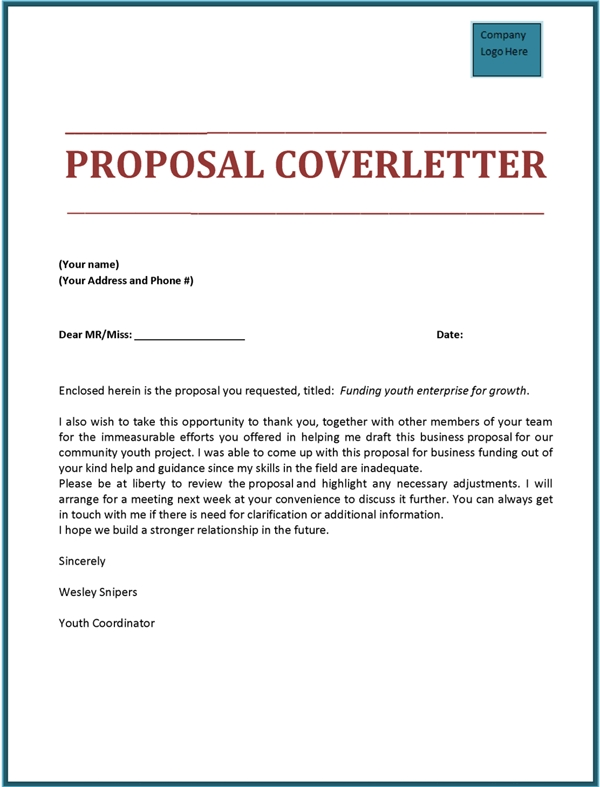 bid cover letter Boat.jeremyeaton.co