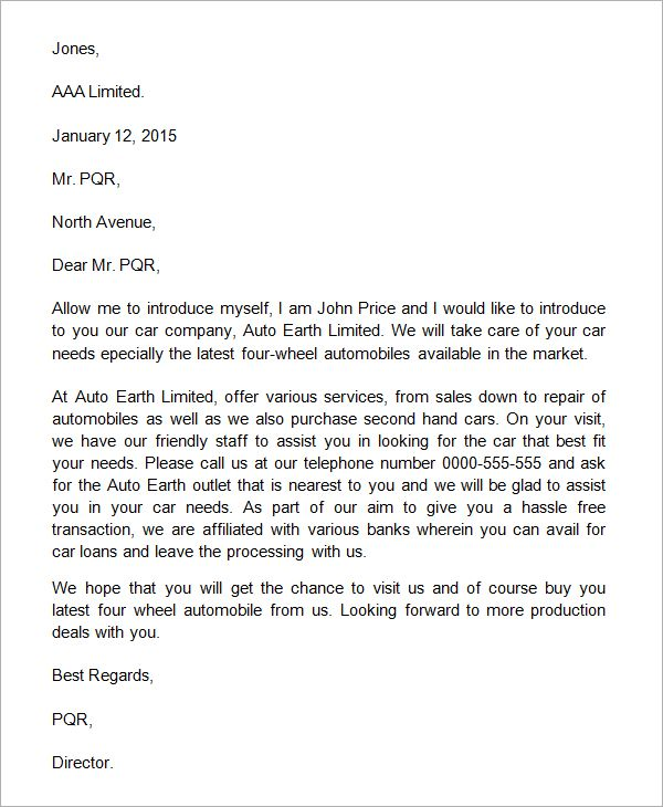 business letter to client 28 images 50 business letter