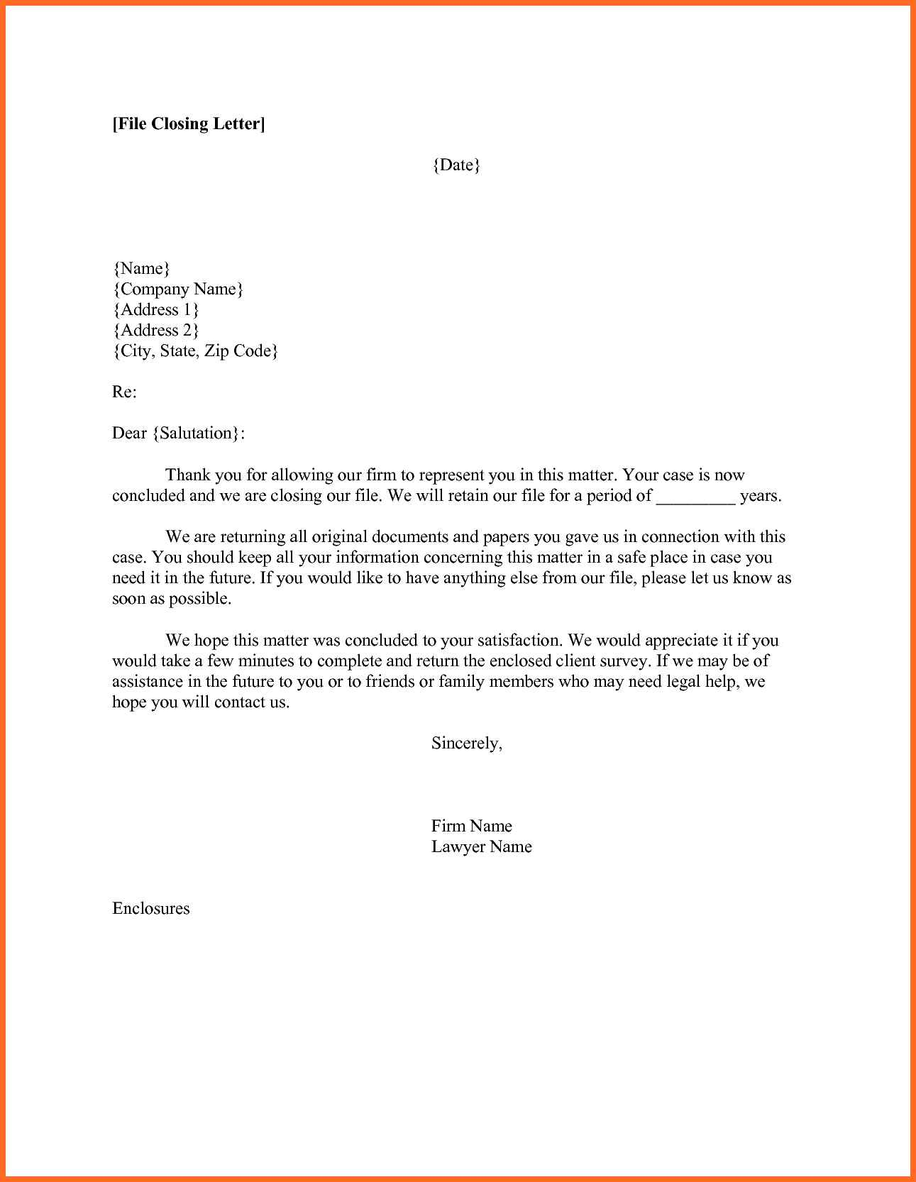 Business Letter Closing Letter Closing Examples Business Letter