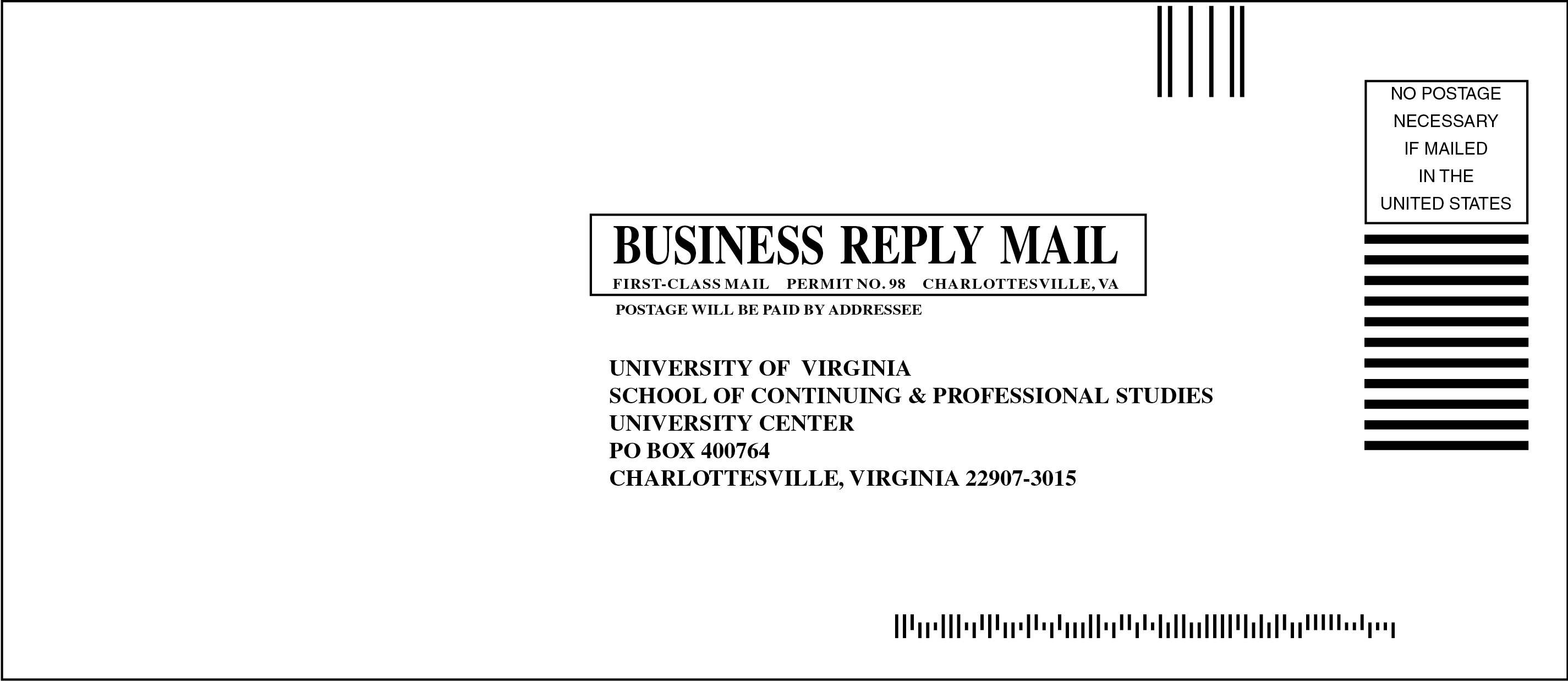 Business Letter Envelope Format | Soa World