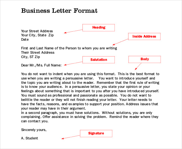 business letter template pdf scrumps