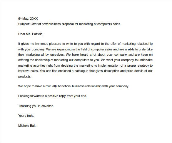 business offer letter template Muck.greenidesign.co