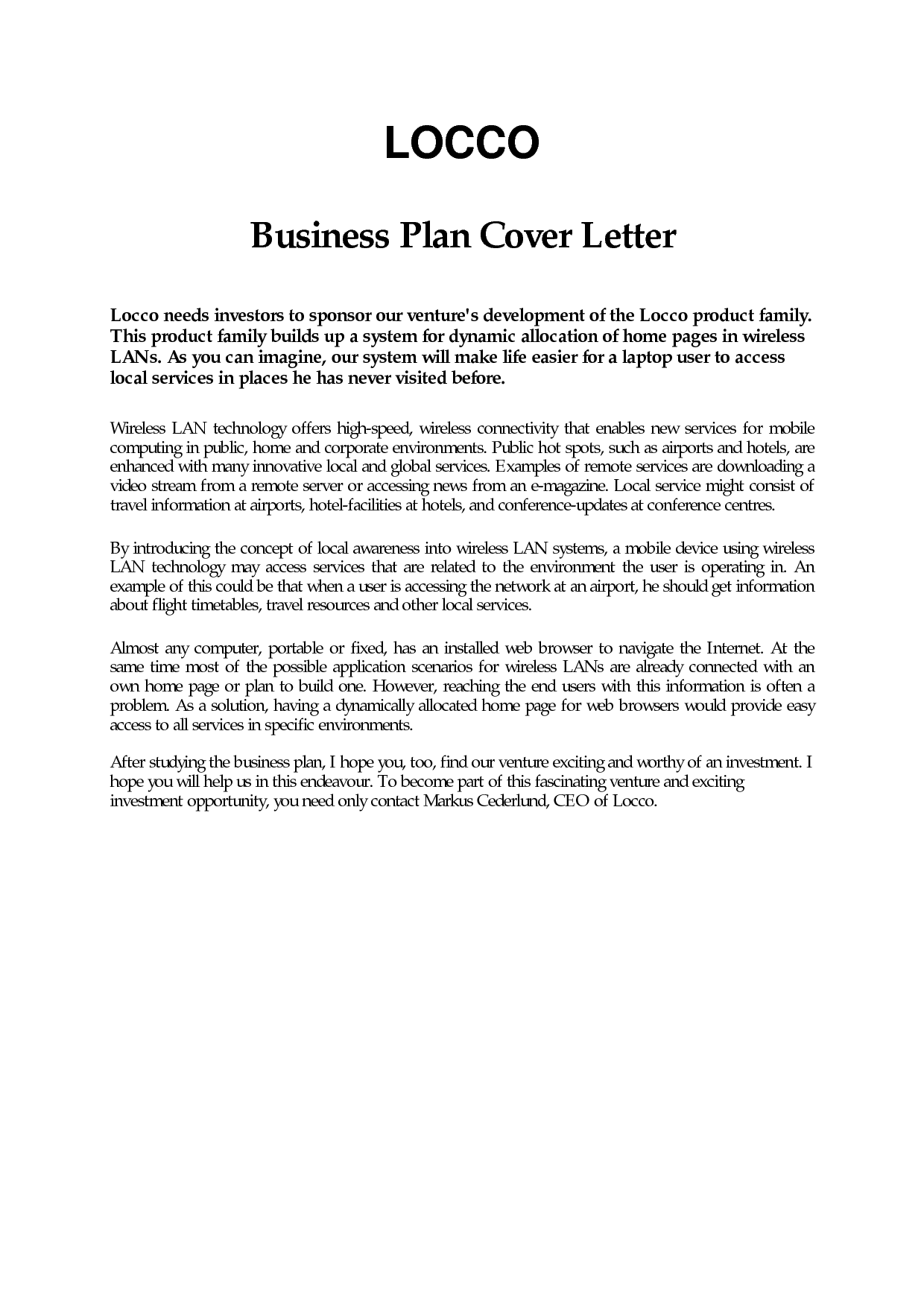 business proposal cover letter sample scrumps