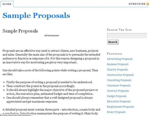 resource proposal template sales proposal template free download