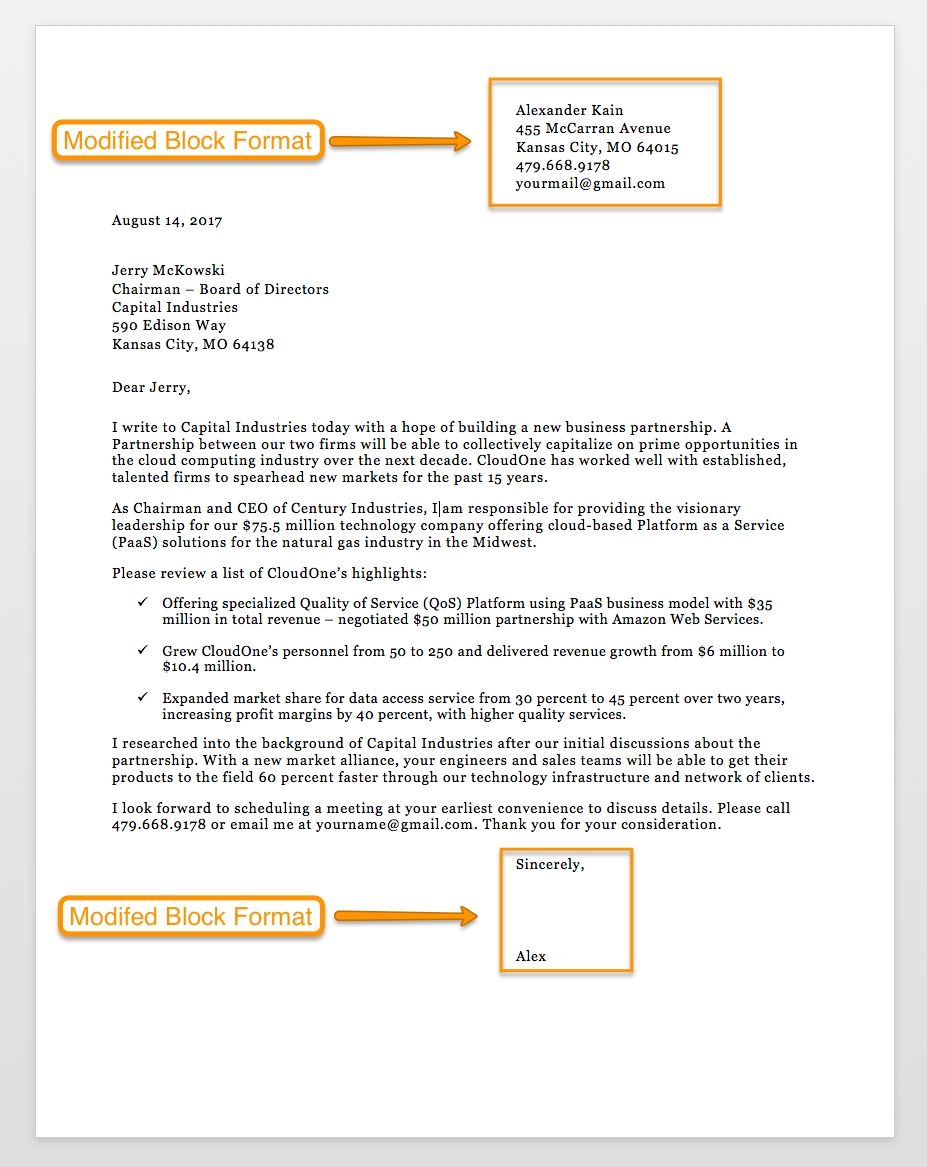 formal business letter format 28 images formal business letter