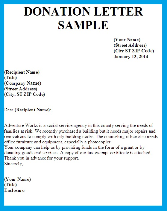 sample donationgift ask letter. 2nd fundraising letter template