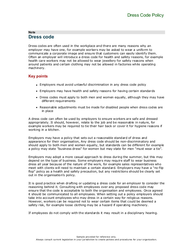 casual dress code policy template 21 business memo templates pdf
