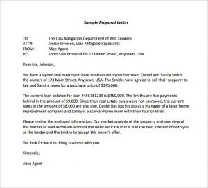 Example Proposal Letter Scrumps