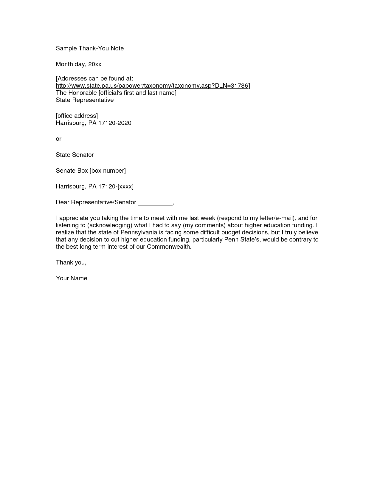 email letter sample formal business writing official template