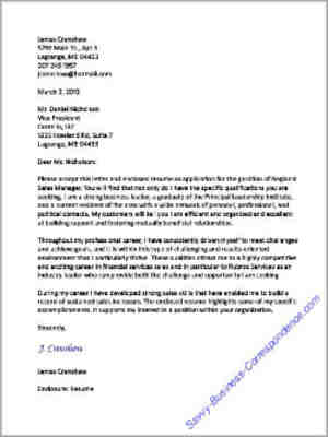 Format Business Letter Scrumps