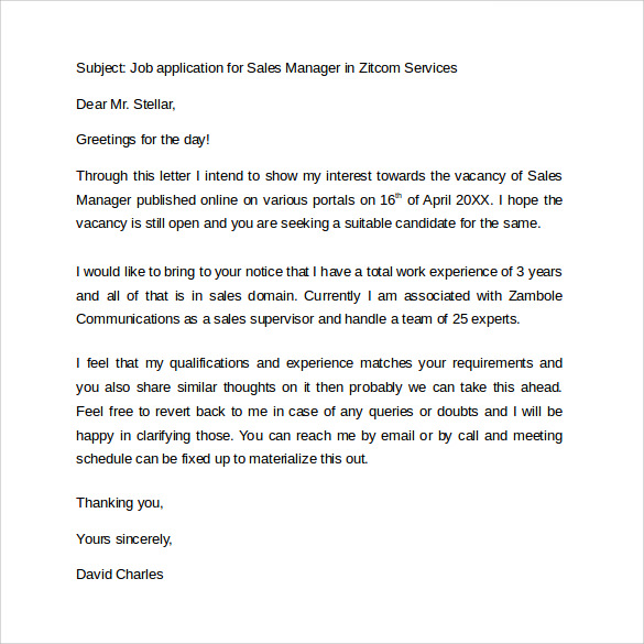 sample of a formal business letter Boat.jeremyeaton.co
