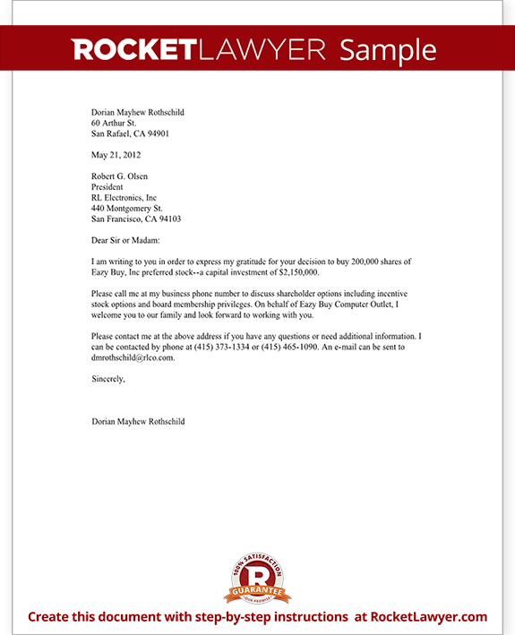 Business Letter Template Free | business letter template