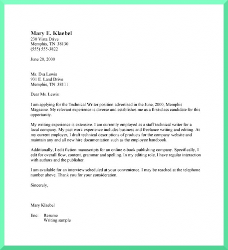 How To Address Letter Addressing A Business Letter Aplg