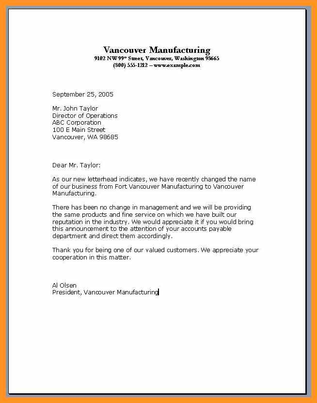 How To Sign A Formal Business Letter Bio Letter Format the