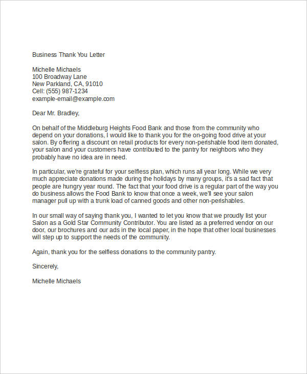 Business Letter Template Popular Formal Letter Format Template