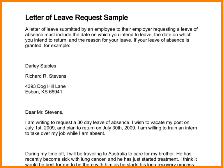 leave-mails-to-manager-leave-request-mail-to-manager-10 Teacher Vacation Application Letter Sample on coverage plan, for free, thank your best friend for taking me, for birthday,