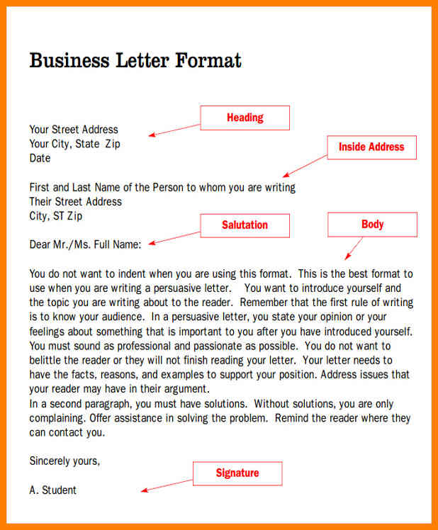 5+ formal letter salutation examples | martini pink