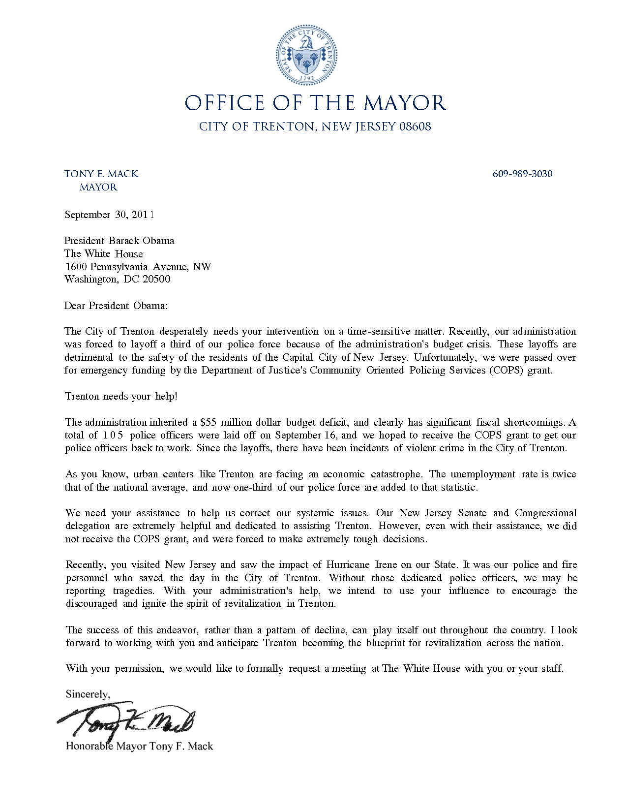 Best Ideas Of Best Photos Of President Letter to the Template