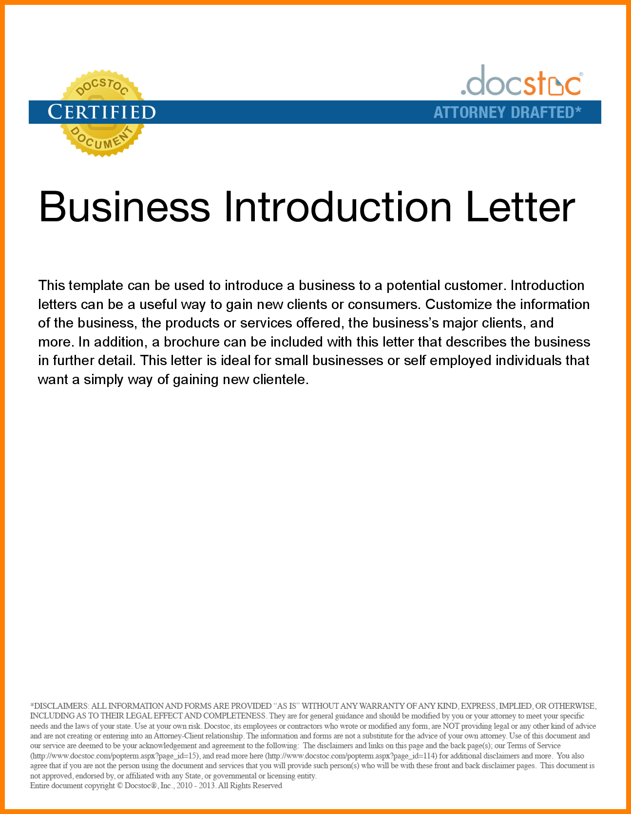 4 Pany Introduction Letter for New Business Ideas Of How to Write