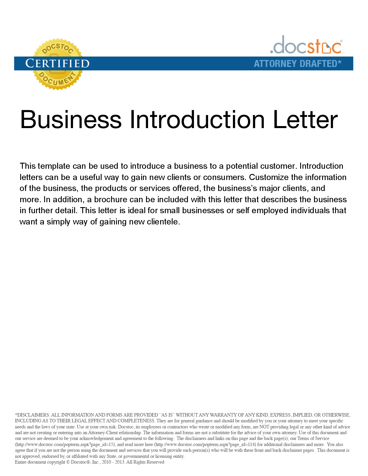 Ideas Of Best Photos Of Small Business Introduction Letter New