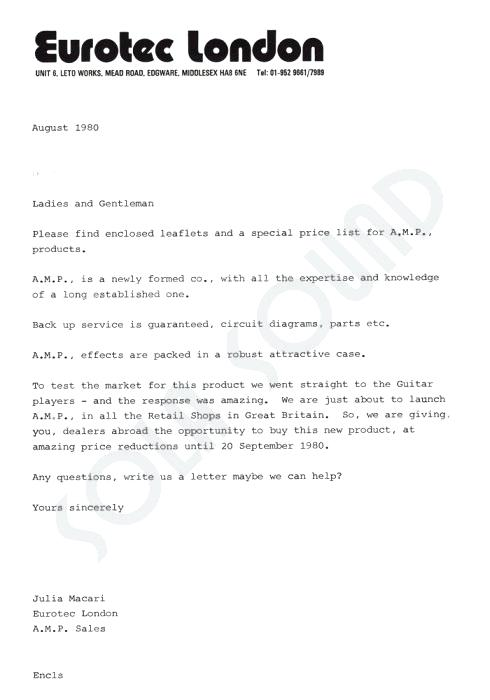 product introduction letter scrumps