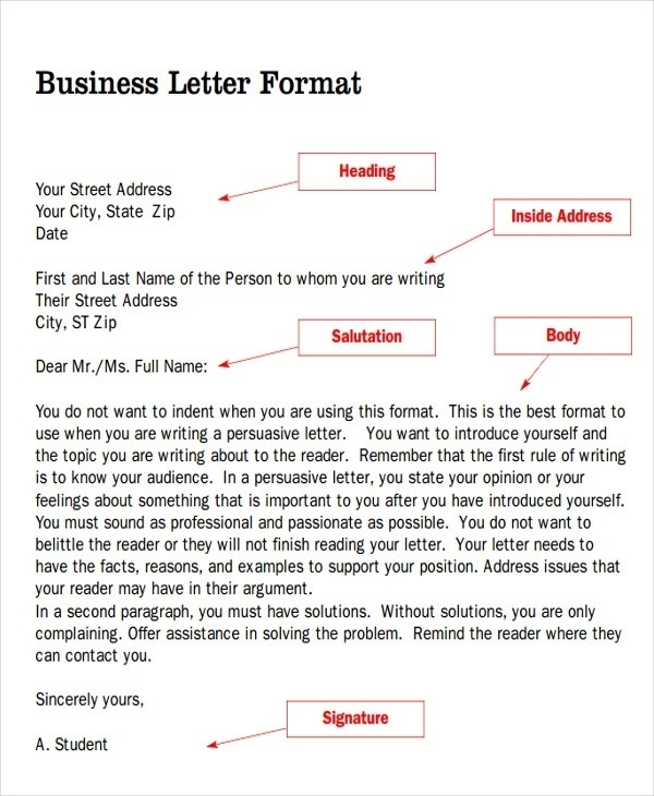 examples of business letter salutations new greeting on cover
