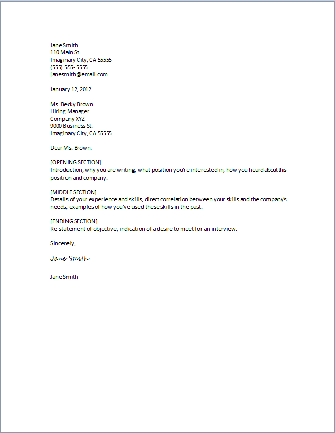 Resume Cover Letter Salutation 14 Trend On 80 In Examples Of