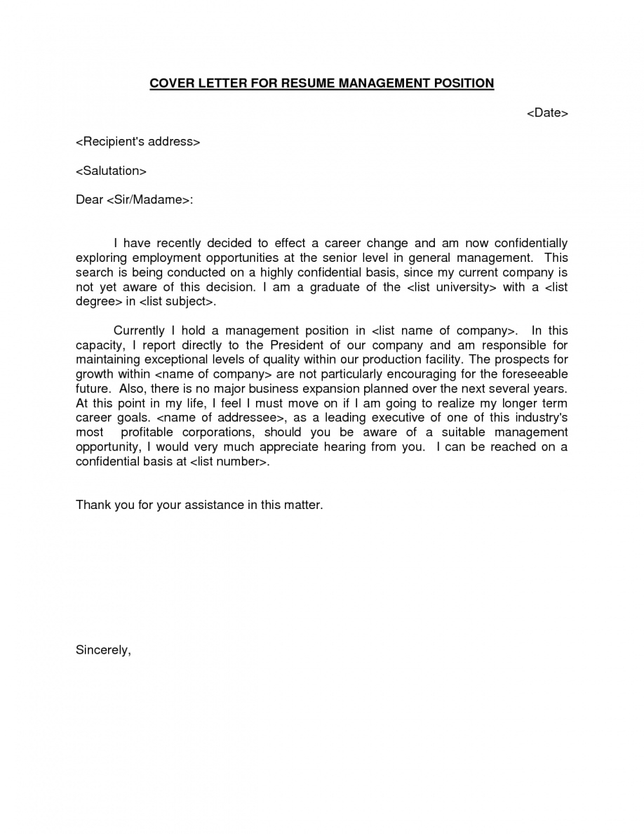 Salutations Of A Letter | Resume Cover Letter
