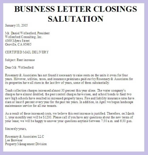 Example Of Salutation In A Business Letter Filename – namibia