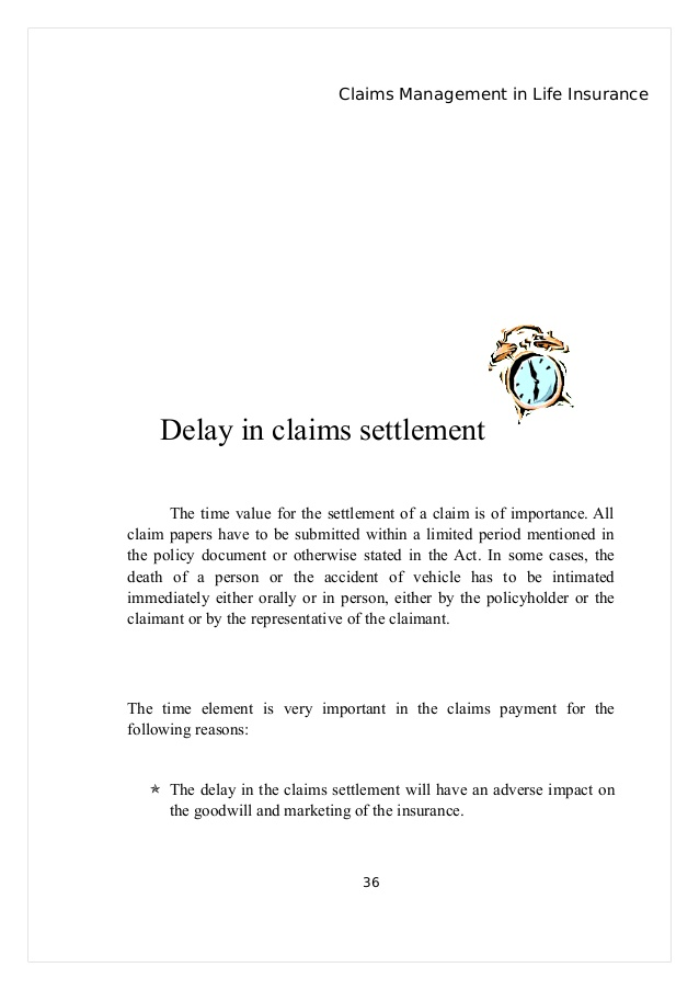 delay letter construction sample claim project patent system