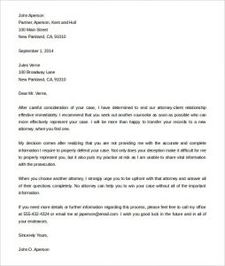 sample letter to client offering services scrumps