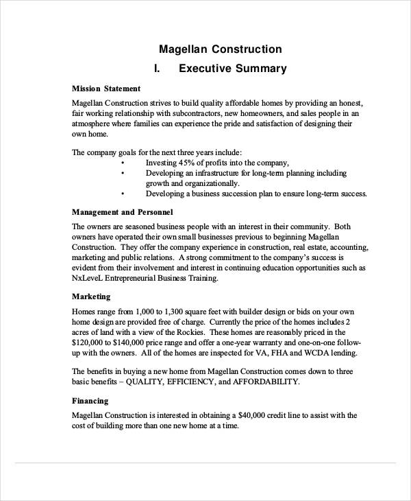 39+ Business Proposal Examples & Samples PDF, DOC