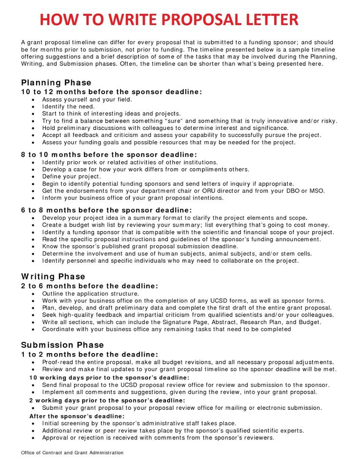 how to write a business proposal letter sample Boat.jeremyeaton.co