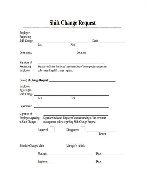 shift change form template Boat.jeremyeaton.co